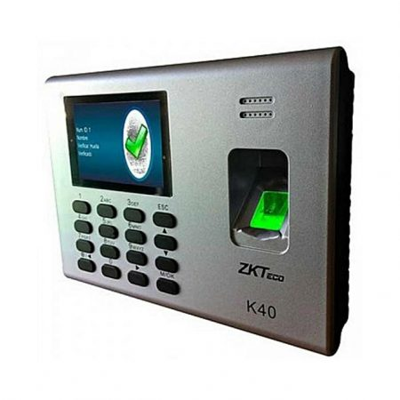 ZK Teco K40 Employees Time Attendance Terminal