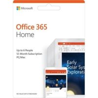 Microsoft Office Office 365 Home-6 Users