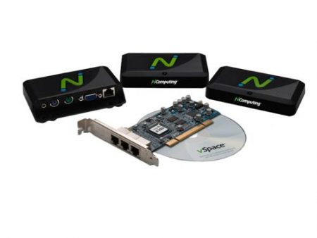 NComputing X350 Desktop Virtualization