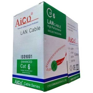 AICO Best High Quality CAT6 Ethernet Cable