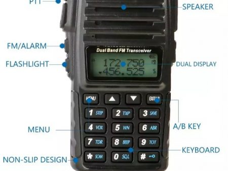 BaoFeng UV-82 Walkie Talkie Dual Band BaoFeng 1