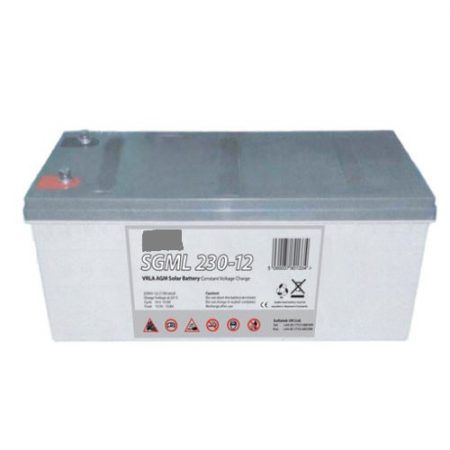 200AH 12V GEL BATTERY