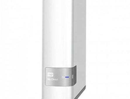 Western Digital WD 8TB My Cloud Personal Cloud NAS Storage