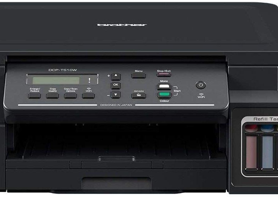 Brother DCP-T510W Color Ink Tank Wi-fi Multifunction Printer