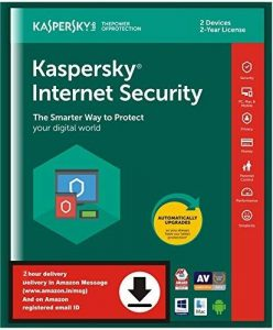 Kaspersky Internet security 1+1 user 2020 Antivirus