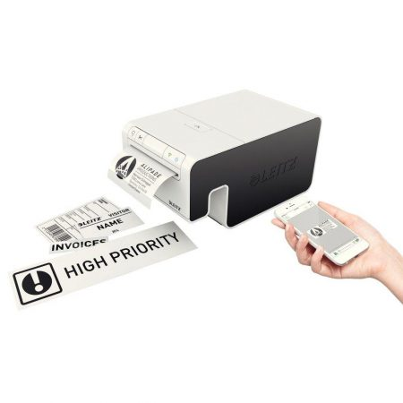 Brother P-touch Leitz Icon 7001 Barcode Printer