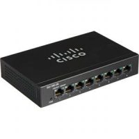 Cisco SG110D-08 8-port 10/100/1000Mbps Unmanaged Switch