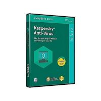 \Kaspersky Anti-virus 3 user +1 2020 Antivirus