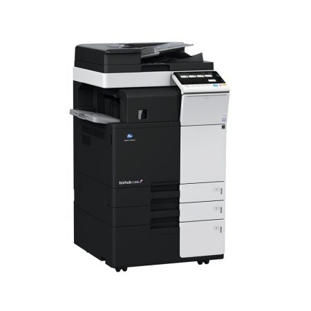 Konica Minolta bizhub C308 colour printer