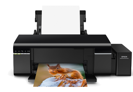 Epson L805 Wi-Fi photo ink tank printer