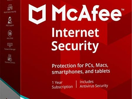 McAfee Internet Security 3-User