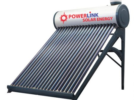 Powerlink Non-Pressurized Solar Water Heater 200L