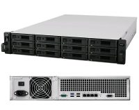 Synology RackStation RS2416RP+ 12-Bay Rackmount NAS