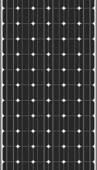 Magnizon Monocrystalline solar panels 150W
