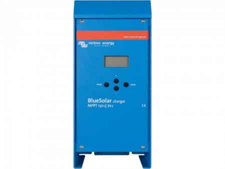 Blue Solar Charge Controller MPPT 150/85 CANBUS