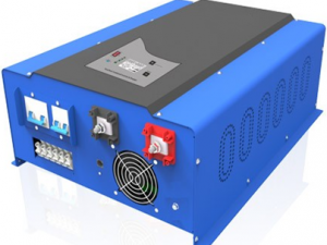Magnizon Pure Sine wave inverter with Built in Charger with LCD 12KW