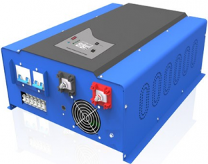 Pure Sine wave inverter with Built in Charger with LCD- 8KW