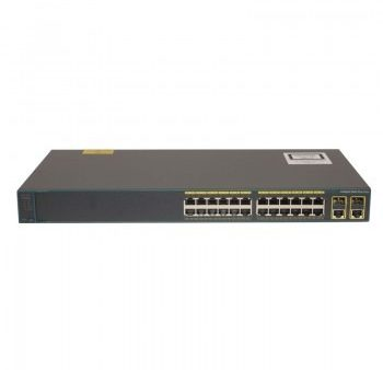 Cisco Catalyst Switch WS-C2960+24TC-S