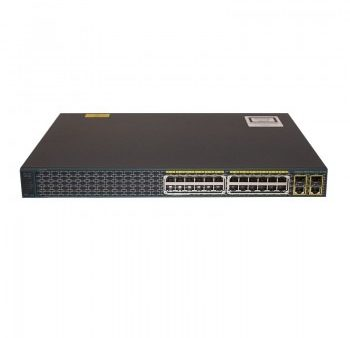 Cisco Catalyst Switch WS-C2960+24PC-S