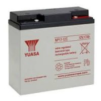 Lead Rechargeable BatteryYuasa 12v 17Ah