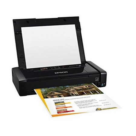 Epson Workforce WF-100W Portable Inkjet Printer