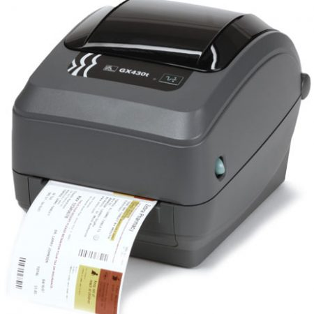 Zebra GK420t Thermal Barcode Label Printer