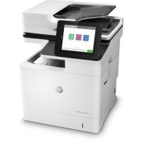 HP LaserJet MFP M631dn Printer