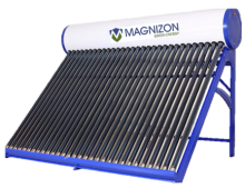 Magnizon 200ltrs non-pressurised solar water heater