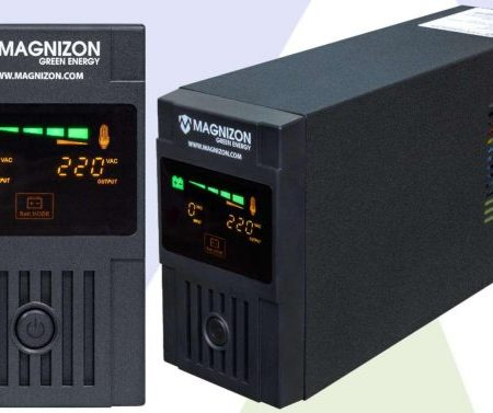 Magnizon 650VA Line-Interactive UPS 1