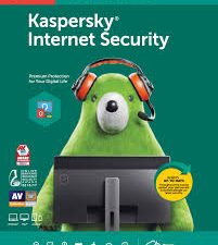 Kaspersky Internet Security 3 user +1 2020 Antivirus