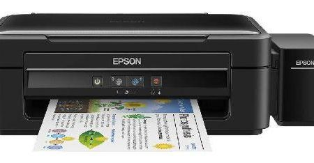Epson L382 Inkjet Printer, Copier , Scanner