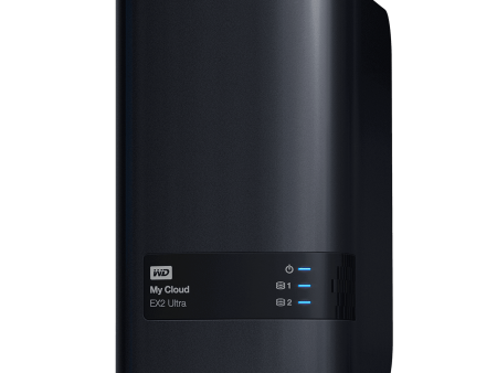 WD 8TB My Cloud EX2 Ultra NAS Storage