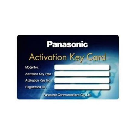 Panasonic KX-NSM520W 20 Channel IP Proprietary Telephone Activation Key