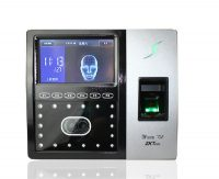 ZKTeco IFace702 Biometric Identification Face Fingerprint Time Attendance Machine