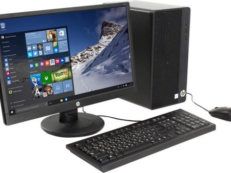 HP 290 G2 MT i3 4GB 1TB DOS Desktop