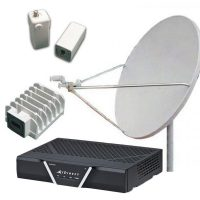 Satelite Mordem iDirect X1 Kit w/ NPM