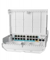Mikrotik netPower 15FR Outdoor Reverse POE Switch