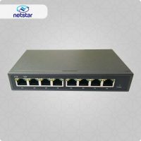 Netstar NSW-RPG071EV12 8 Port Reverse PoE Switch