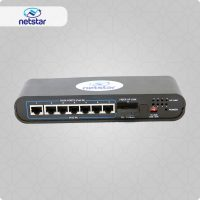 Reverse PoE Switch With Fiber Uplink Port & 5 VDC Out 3