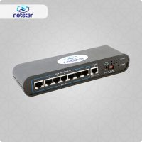Netstar NS-ER7-E1-V12 Reverse PoE switch 12v dc out