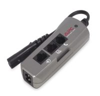 APC PNOTEPROC8 notebook surge protector 2 pin Connection