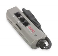 APC PNOTEPROC6-EC notebook surge protector 3 pin Connection