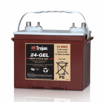 Trojan 24-GEL 77 Ah 12V Battery