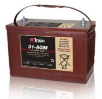 TROJAN 31-AGM SEALED AGM 12V 100AH BATTERY