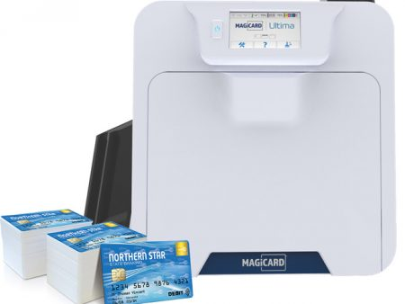Magicard Ultima retransfer card printer