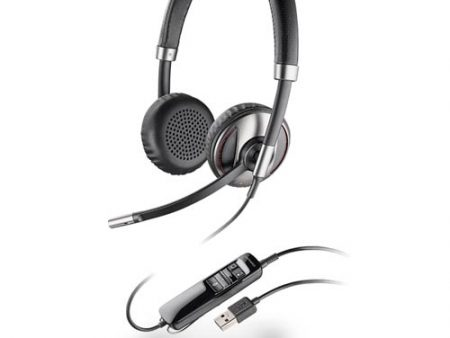 Plantronics C720-M Wired Headsets