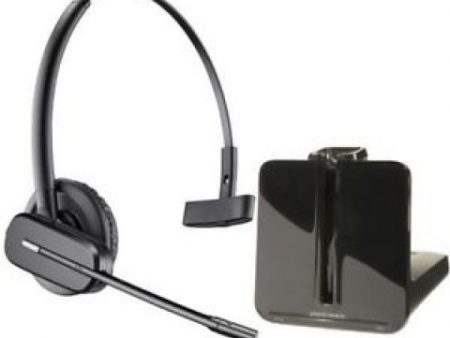 Plantronics CS540A wireless dect mono headset