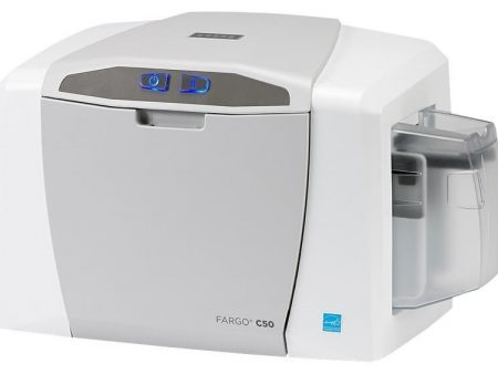Fargo C50 Single-Side ID Card Printer