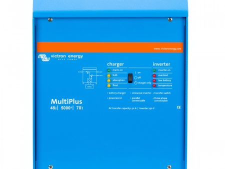 Multi 5000w 70A 48V Inverter charger