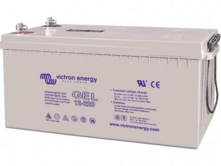 Victron 12 Volt Deep Cycle GEL 220Ah Battery